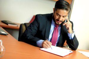 Důvěra v advokáta